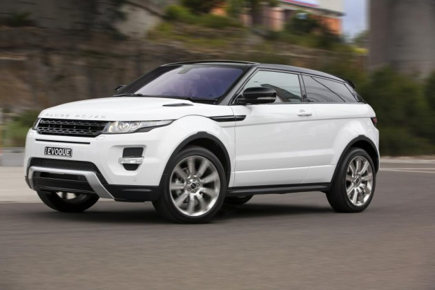range rover evoque r to get the 3 0 supercharged v6. Black Bedroom Furniture Sets. Home Design Ideas