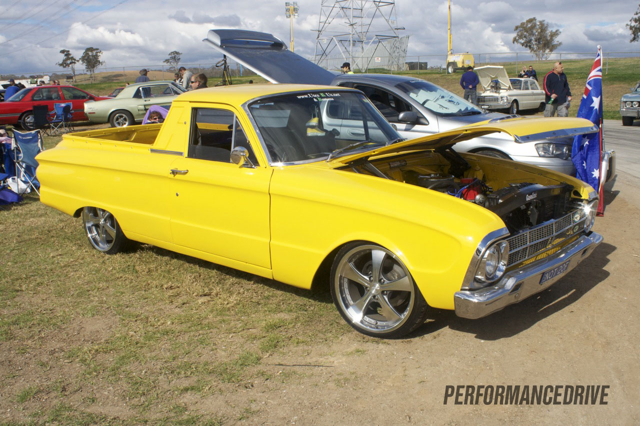 2012 All Ford Day Ford Falcon Xm Ute