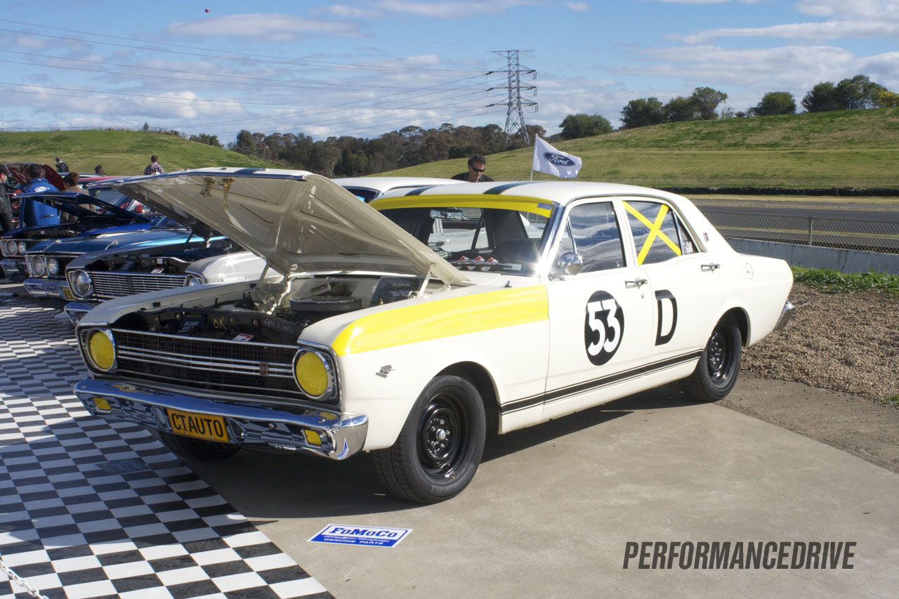 2012 all ford day ford falcon xr race car. Black Bedroom Furniture Sets. Home Design Ideas