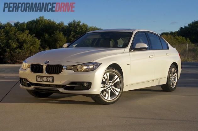 BMW I F Sport Line Review Video PerformanceDrive - Bmw 320i 2012