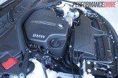 2012 BMW 320i Sport Line N20 engine