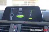 2012 BMW 320i Sport Line Parking Distance Control