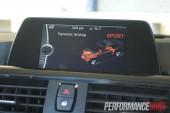 2012 BMW 320i Sport Line Sport mode