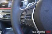 2012 BMW 320i Sport Line cruise control