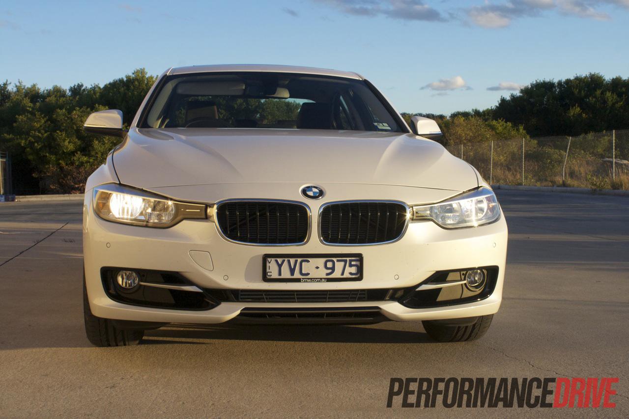 BMW I Sport Line Front - Bmw 320i 2012