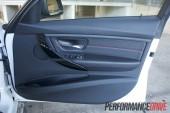 2012 BMW 320i Sport Line front door