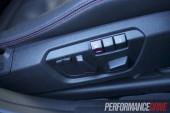 2012 BMW 320i Sport Line power driver's seat