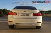 2012 BMW 320i Sport Line rear