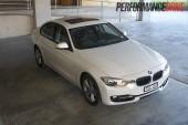 2012 BMW 320i Sport Line roof
