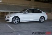 2012 BMW 320i Sport Line side