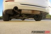2012 BMW 320i Sport Line underbody