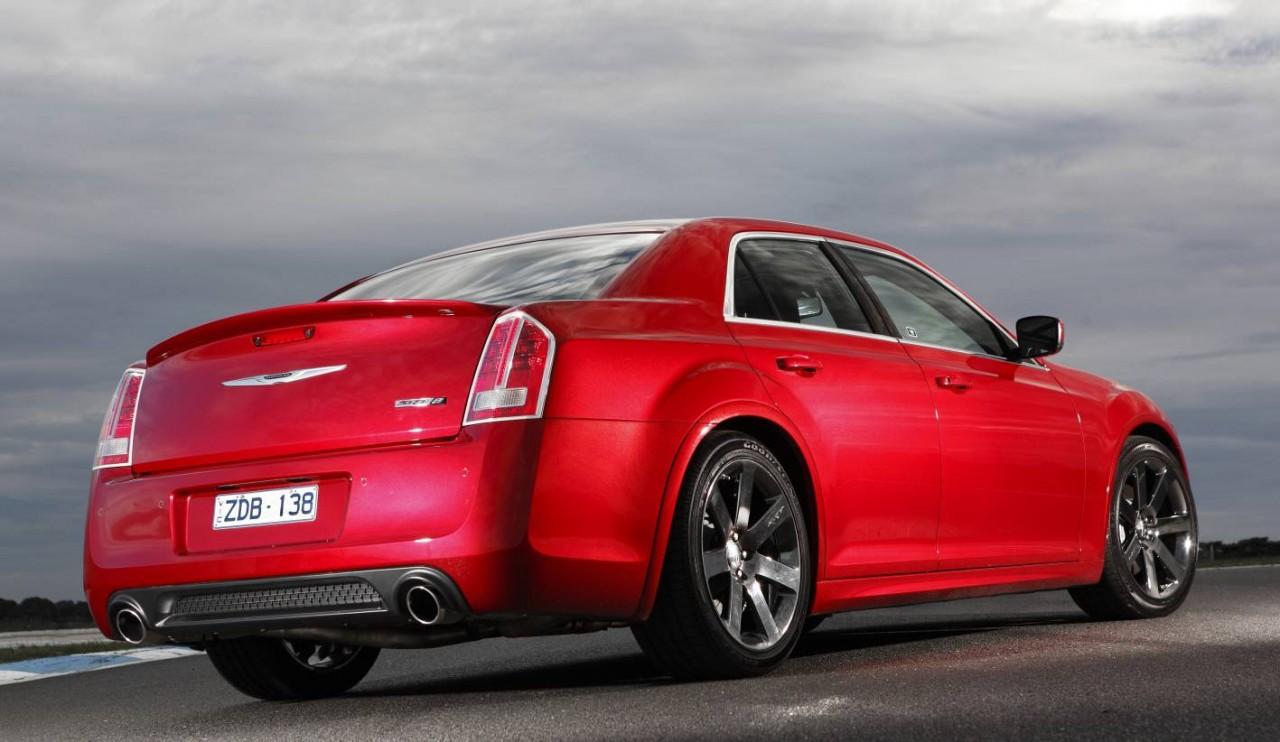 2012 Chrysler 300 Now On Sale In Australia
