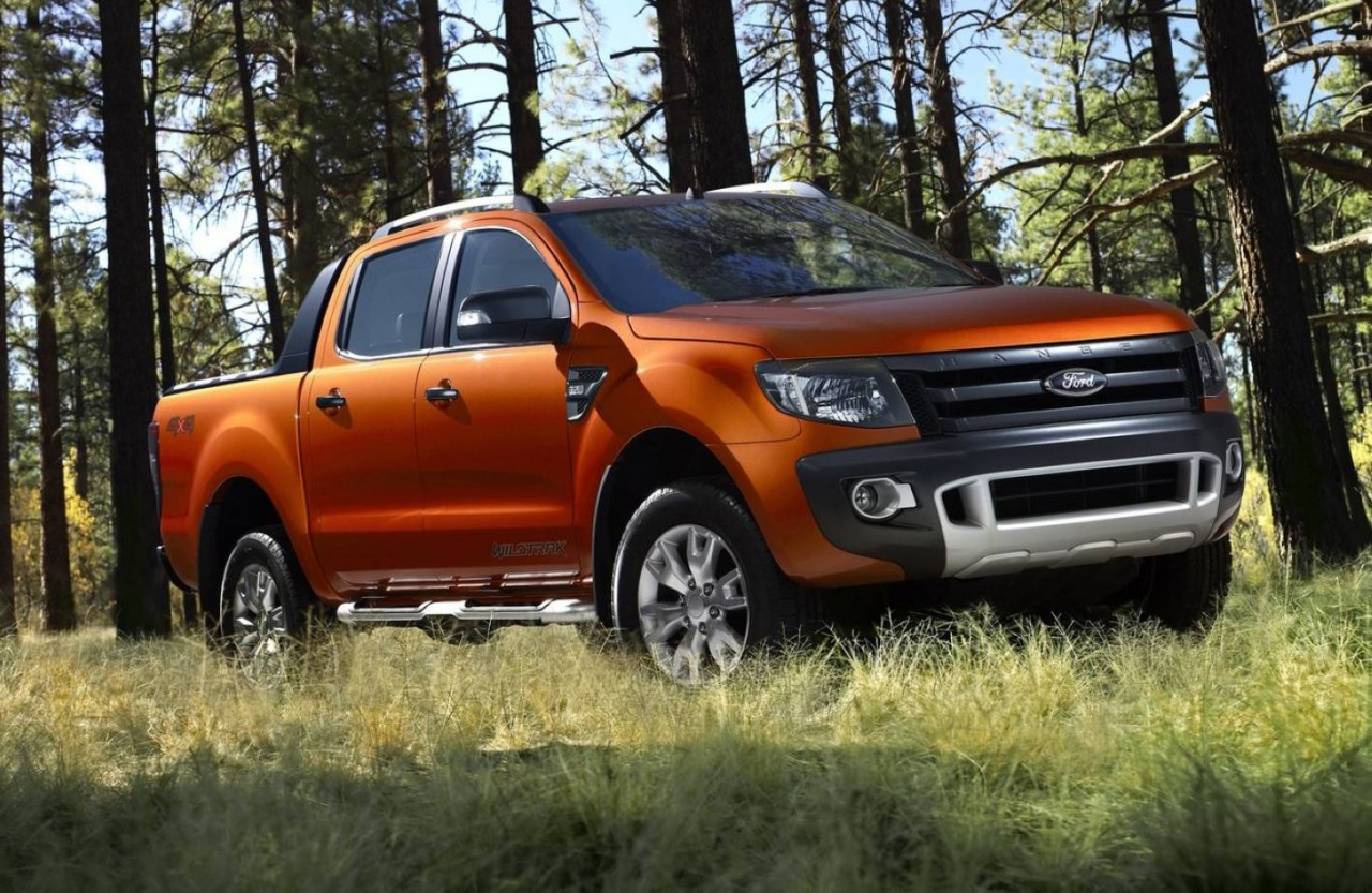 2012 ford ranger wildtrack now on sale in australia. Black Bedroom Furniture Sets. Home Design Ideas