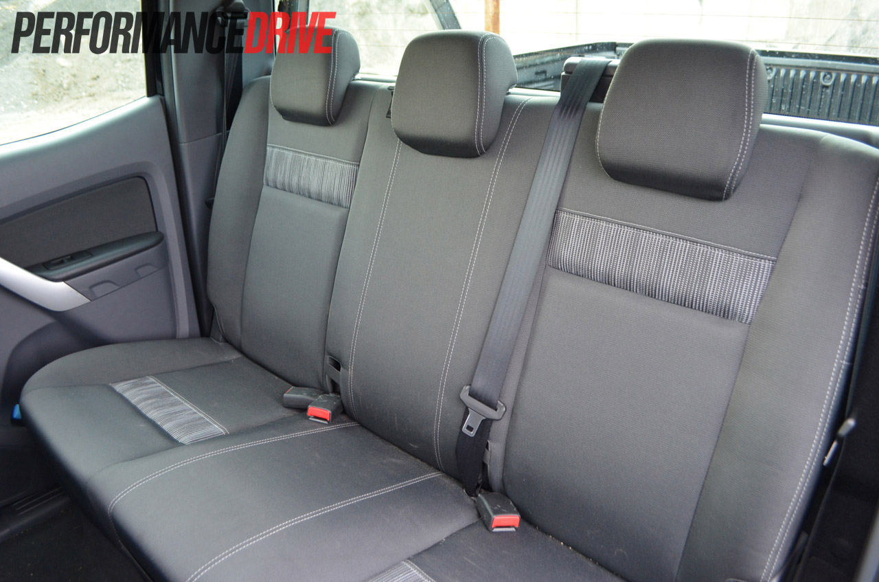 2012 ford ranger xlt double cab rear seats. Black Bedroom Furniture Sets. Home Design Ideas