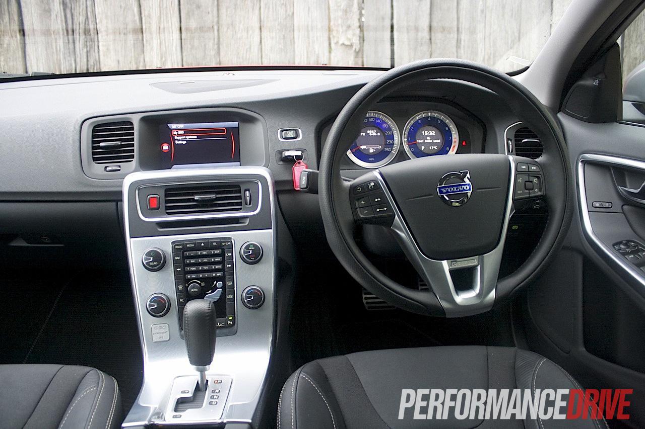 2012 Volvo S60 T6 Polestar interior