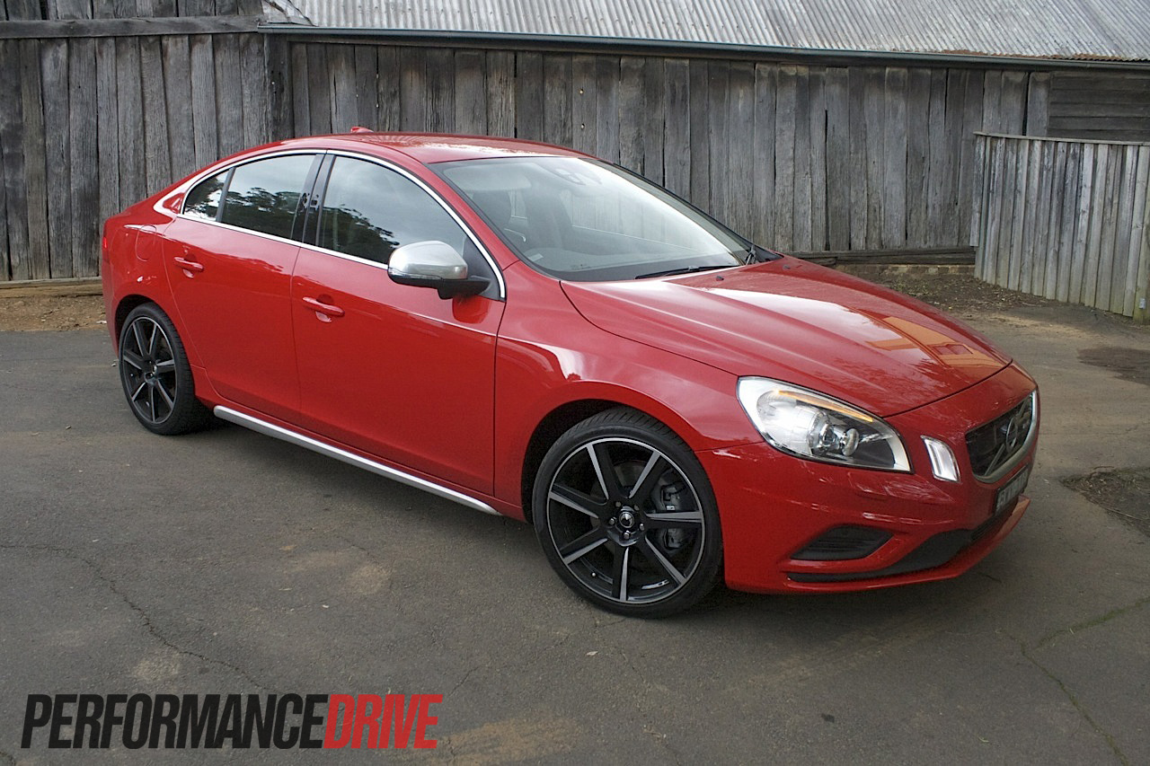 2012 volvo s60 t6 r design for sale
