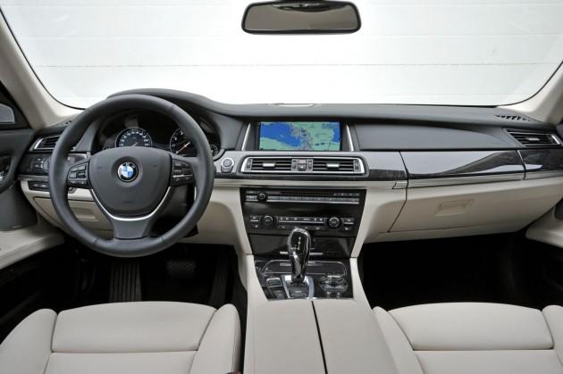 The 2013 BMW 730i
