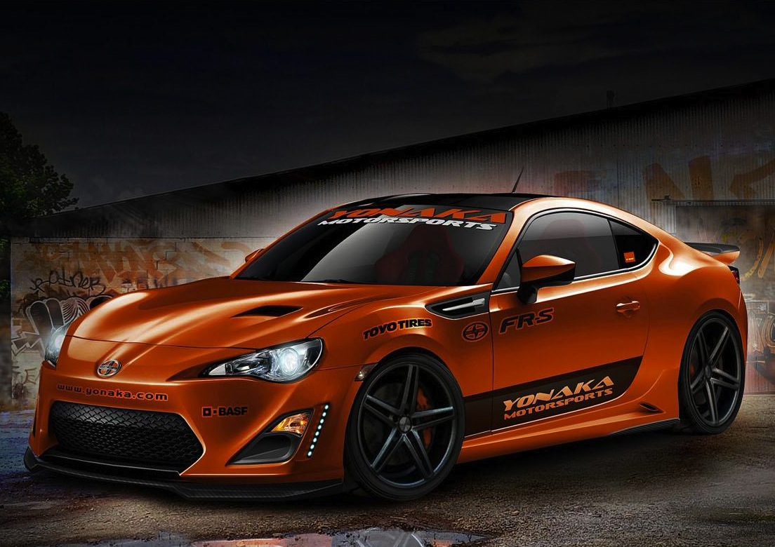 fox marketing scion fr s project car preview performancedrive. Black Bedroom Furniture Sets. Home Design Ideas