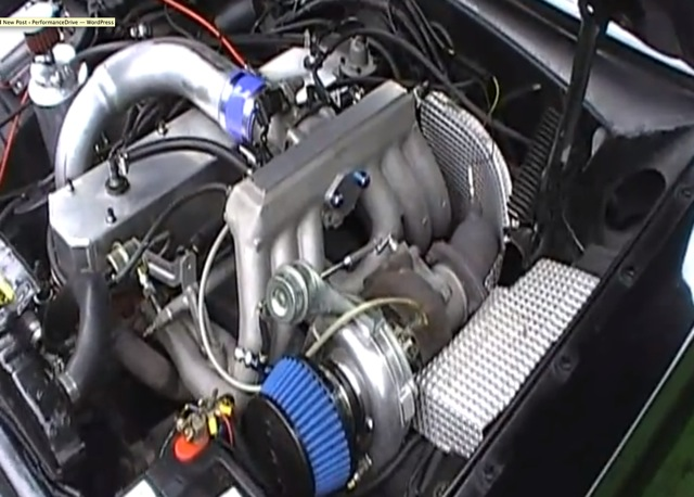 Holden starfire turbo