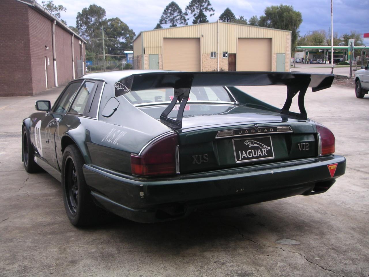 For Sale: 1977 Jaguar XJS V12 twin-turbo race car - PerformanceDrive