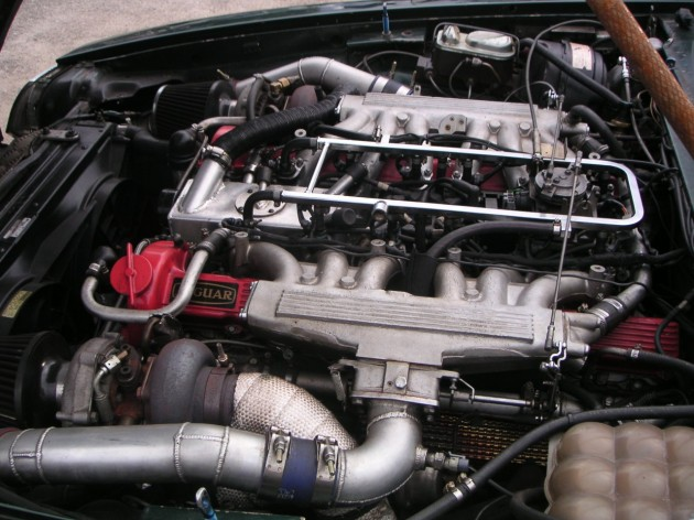 For Sale 1977 Jaguar Xjs V12 Twin Turbo Race Car