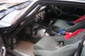 1977 Jaguar XJS V12 twin-turbo interior