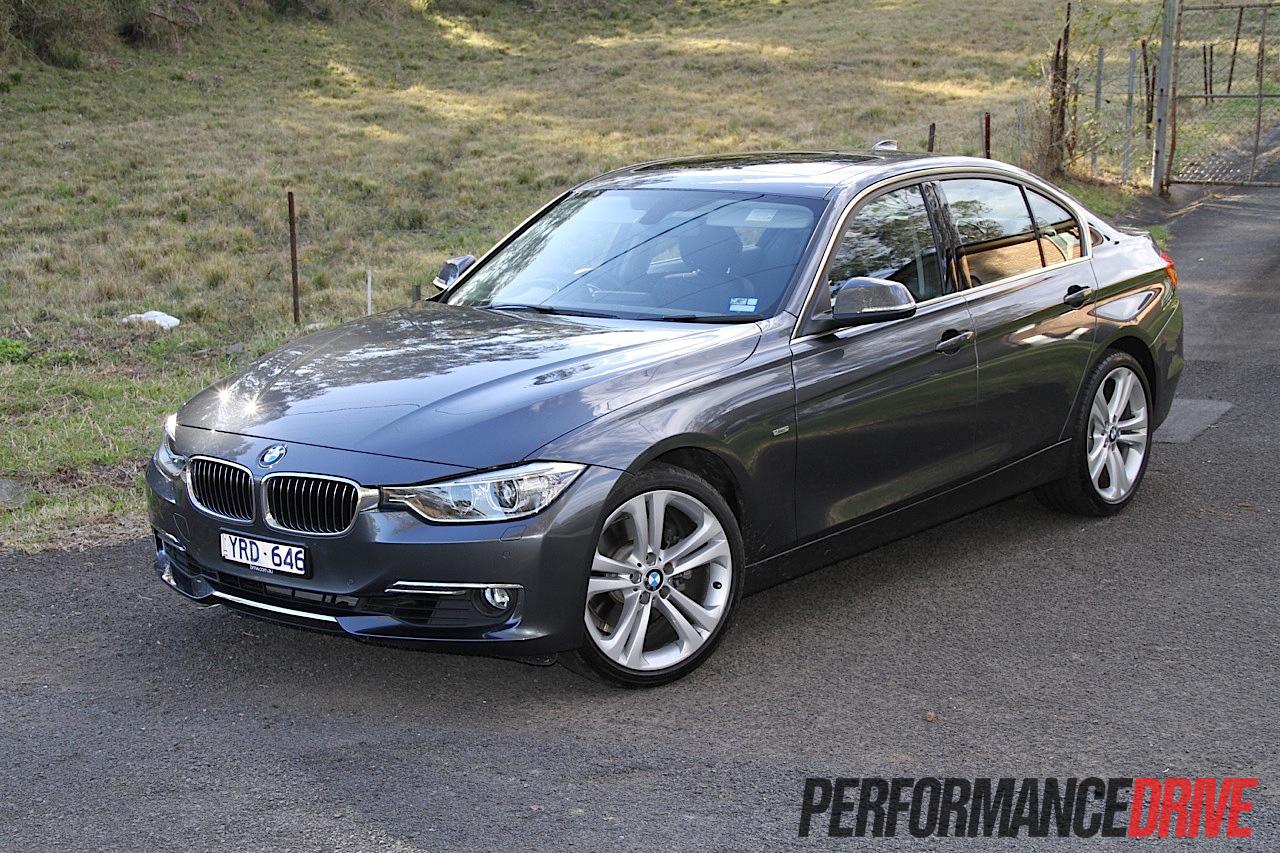 2012 BMW 328i Luxury Line review video  PerformanceDrive