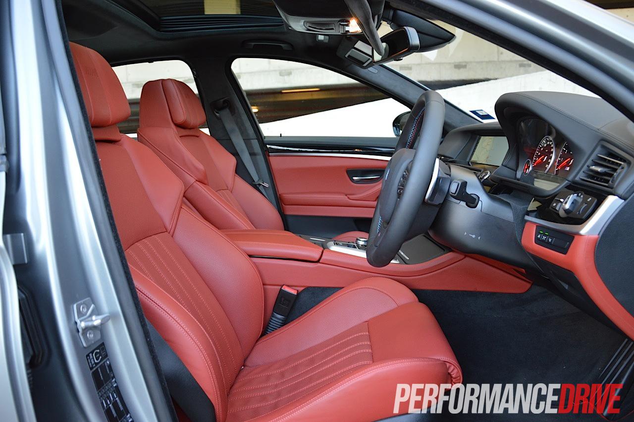 2012 BMW M5 review (video) - PerformanceDrive
