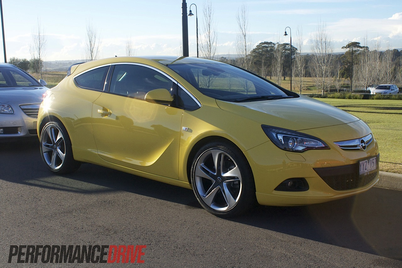 2012 opel astra gtc review australian launch performancedrive. Black Bedroom Furniture Sets. Home Design Ideas