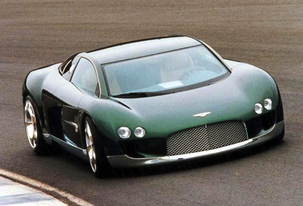 Bentley Sports Car Concept To Debut At Paris Motor Show   PerformanceDrive