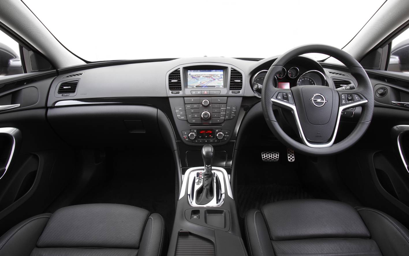 Opel Insignia Interior Performancedrive
