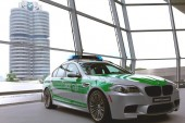 2012 BMW M5 police car – the ultimate chaser?