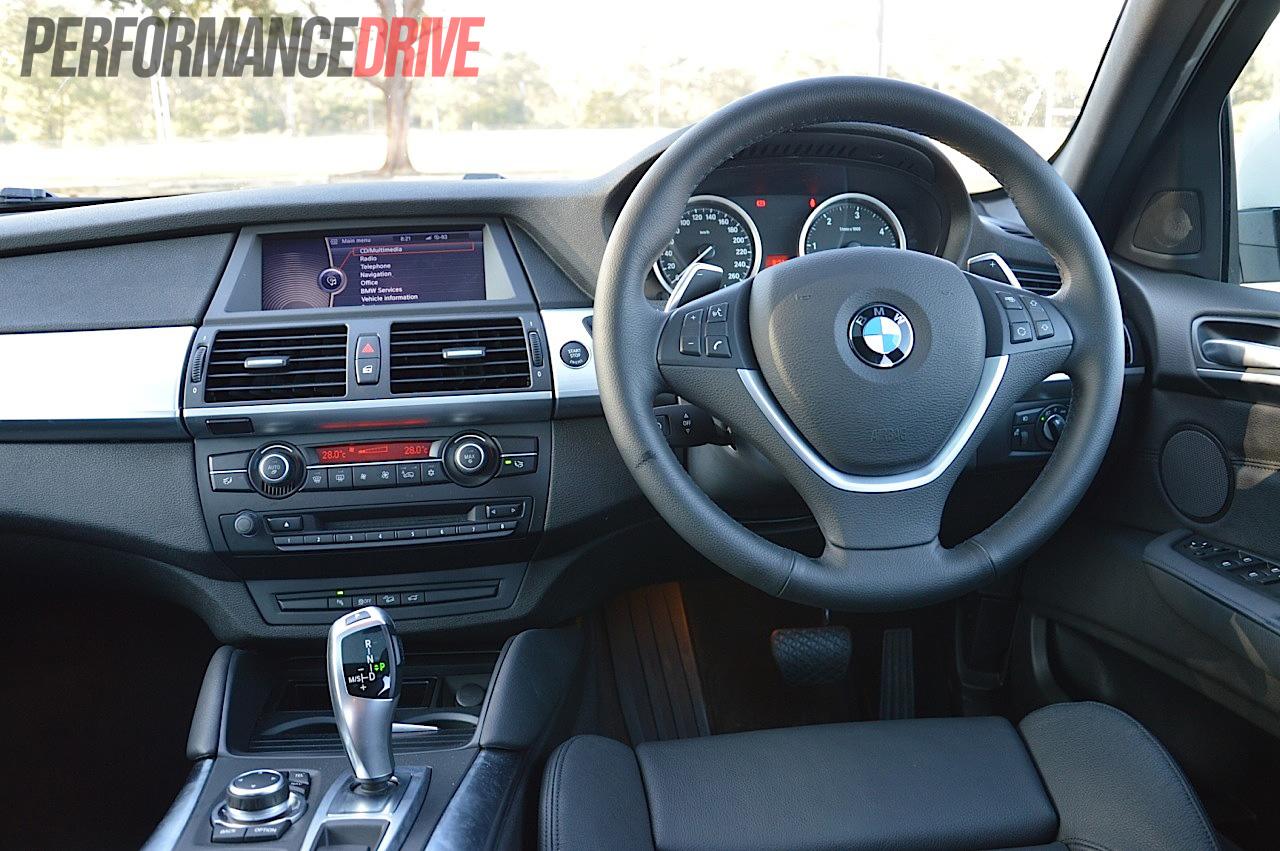 2012 Bmw X6 Xdrive30d Interior