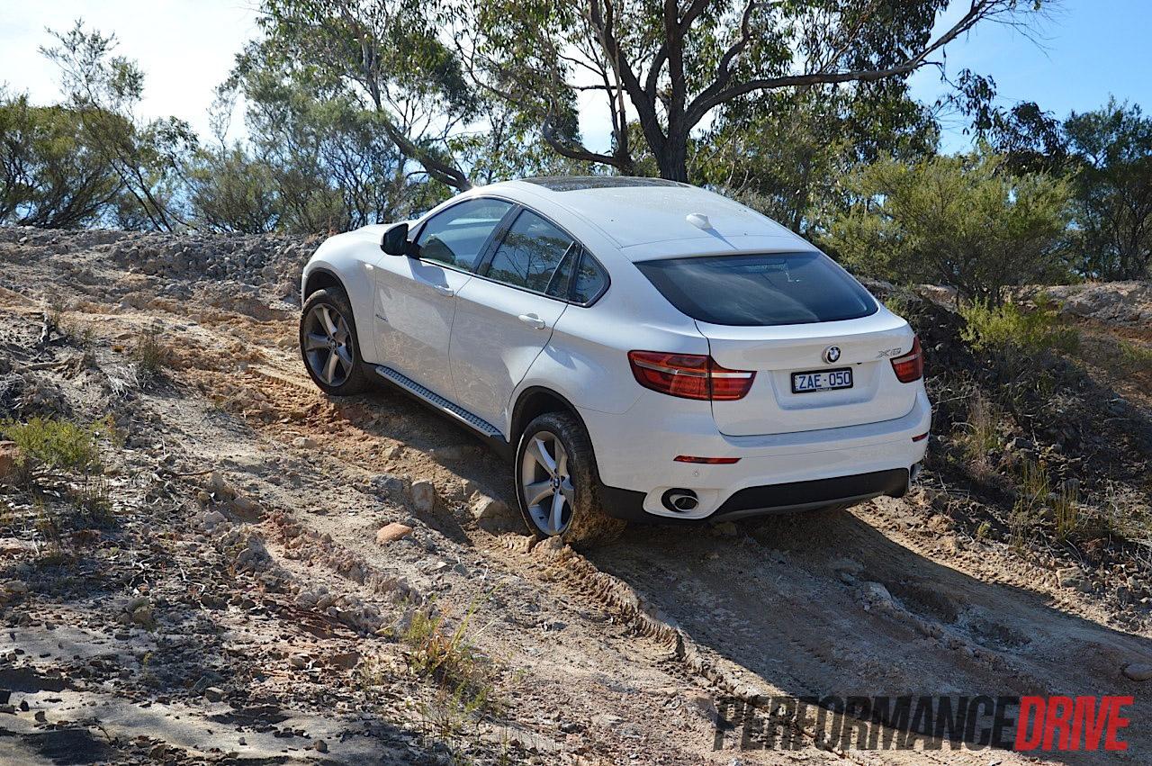 2012 Bmw X6 Xdrive30d Off Road Climb