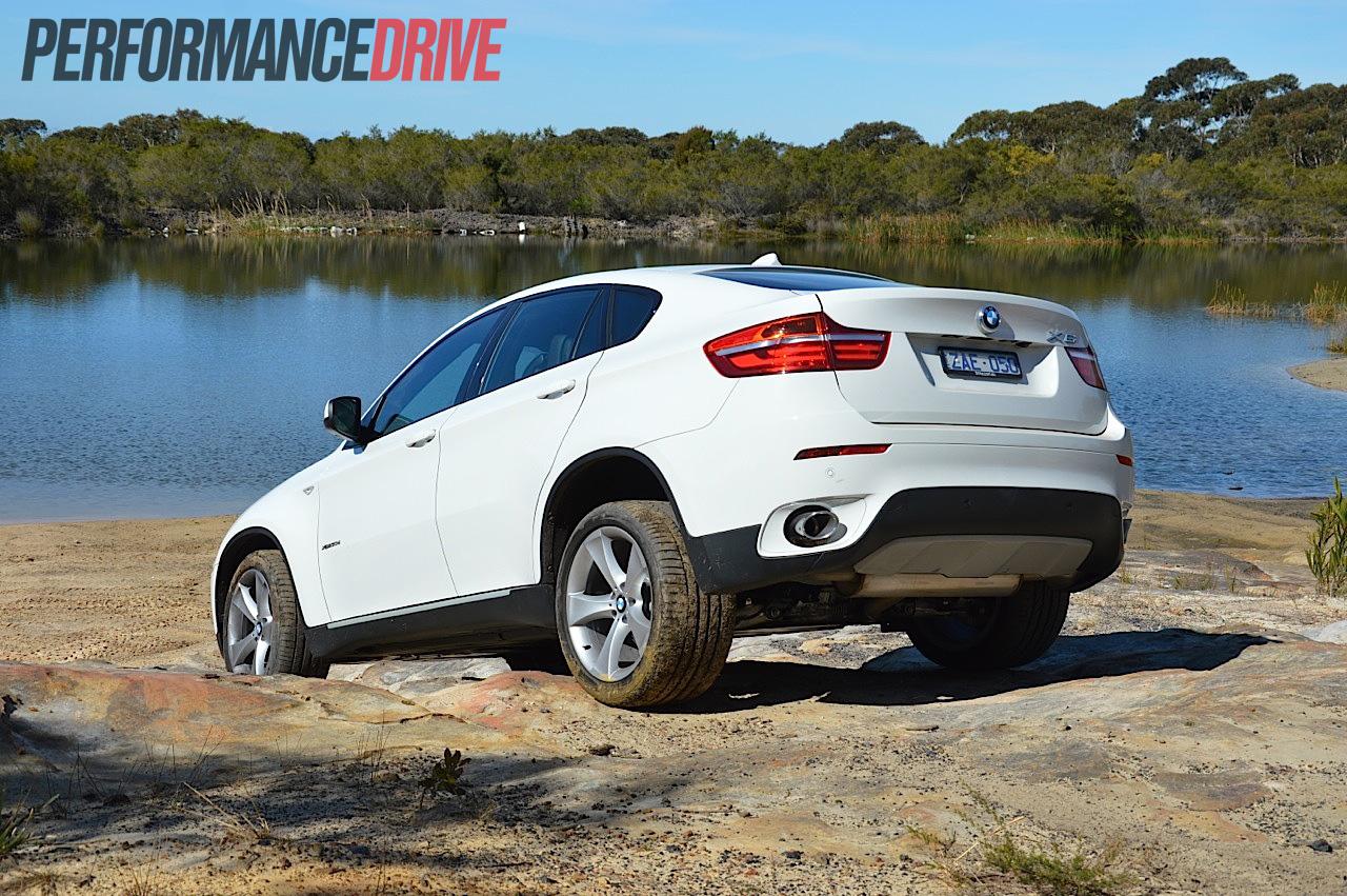 2012 Bmw X6 Xdrive30d Rear Off Road