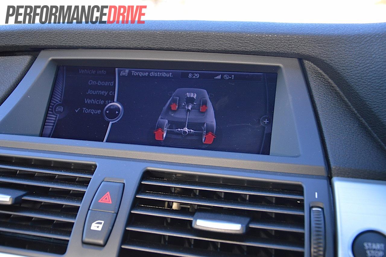 2012 Bmw X6 Xdrive30d Review Video Performancedrive