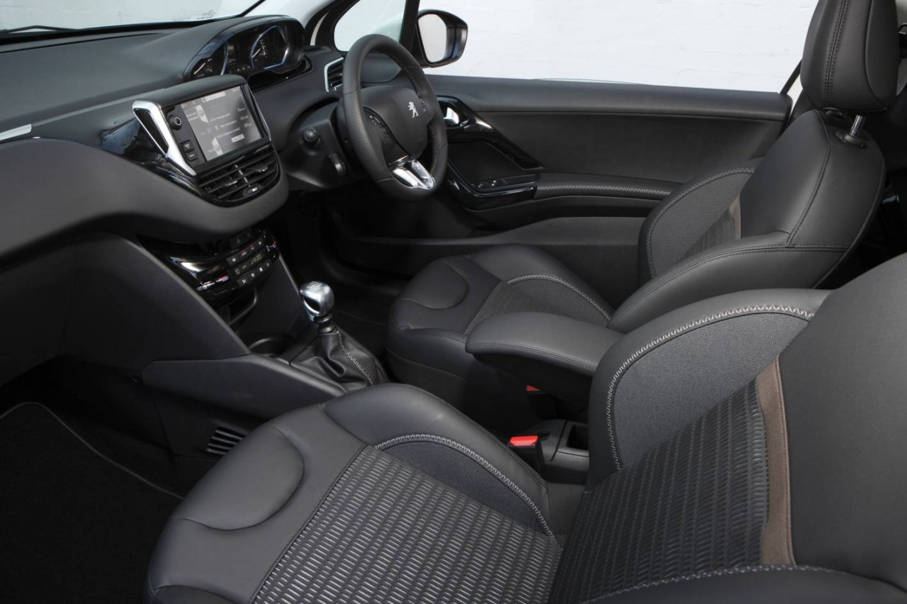 peugeot 208 on sale in australia from 18 490 performancedrive. Black Bedroom Furniture Sets. Home Design Ideas