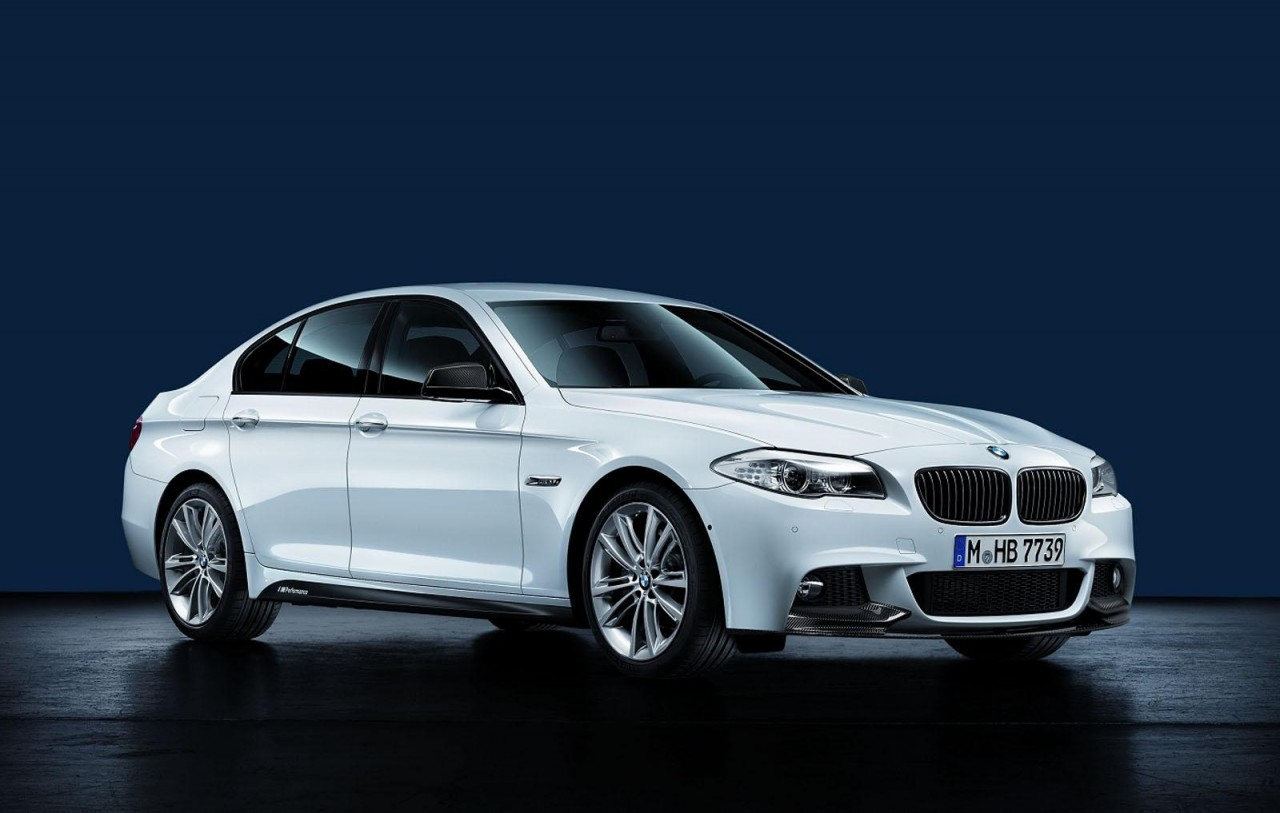 bmw 320d and 520d m performance power kit announced - performancedrive