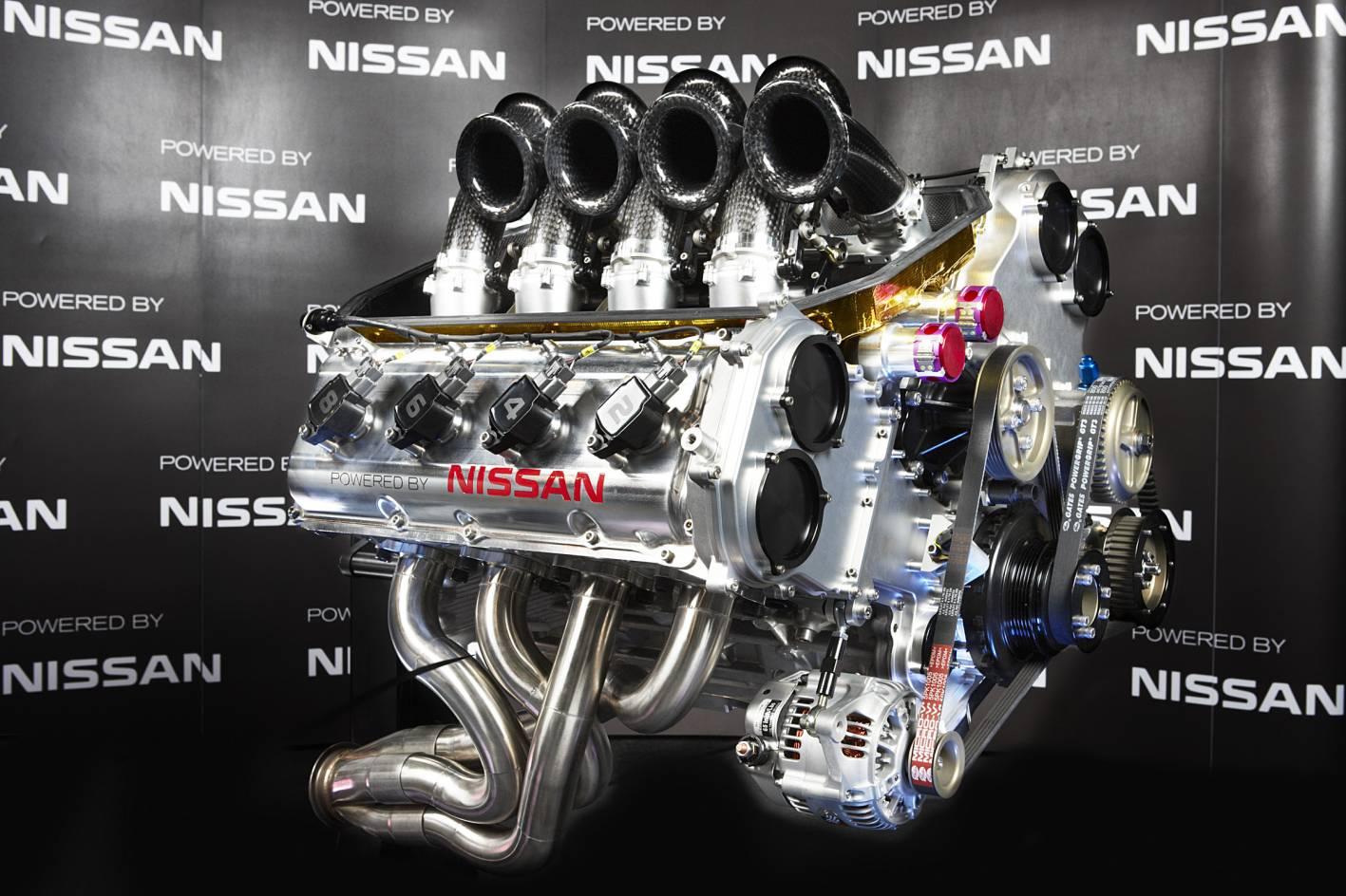 Nissan Motorsport Vk56de V8 Supercar Engine