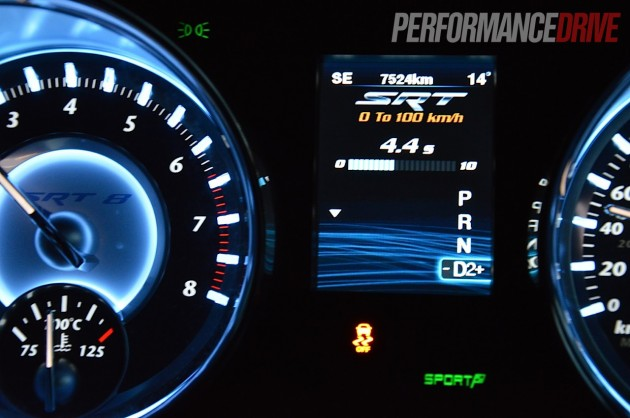 2012 Chrysler 300 SRT8 review (video) - PerformanceDrive