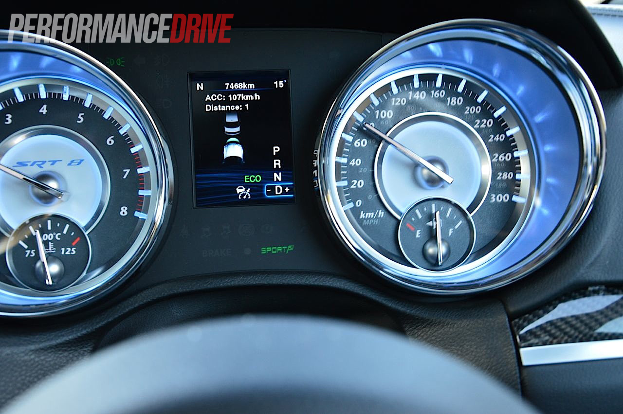 Cruise control for chrysler
