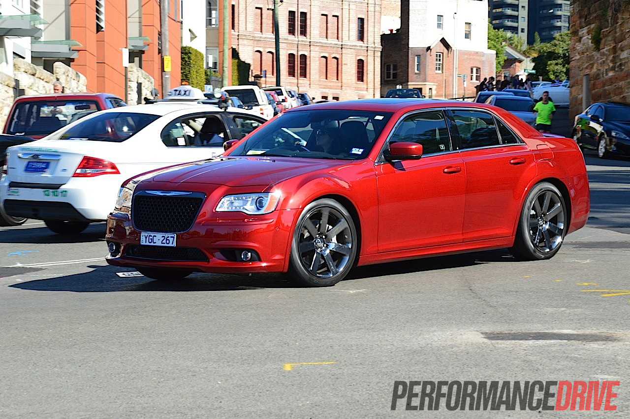 2012 chrysler 300 srt8 driving. Cars Review. Best American Auto & Cars Review