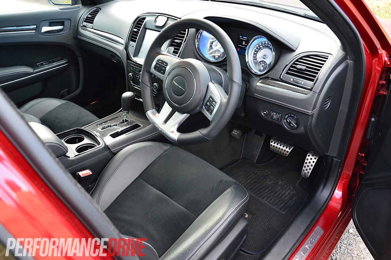 2012 Chrysler 300 Srt8 Review Video Performancedrive