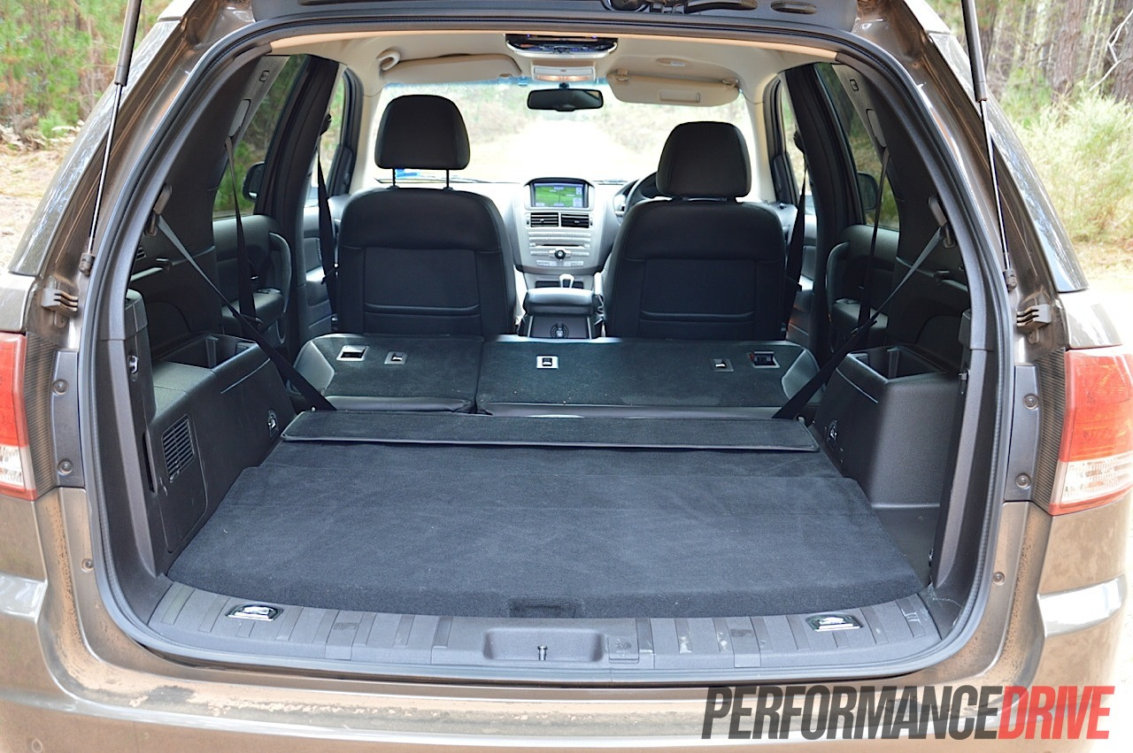2017 Ford Escape Cargo Space Dimensions >> 2012 Ford Territory Titanium TDCi RWD cargo space