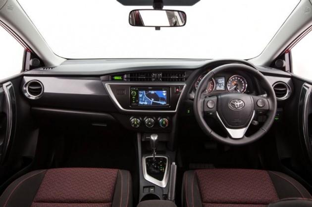 2012 Toyota Corolla Levin Sx Interior