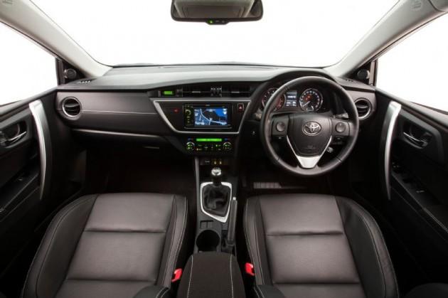 2012 Toyota Corolla Levin Zr Interior