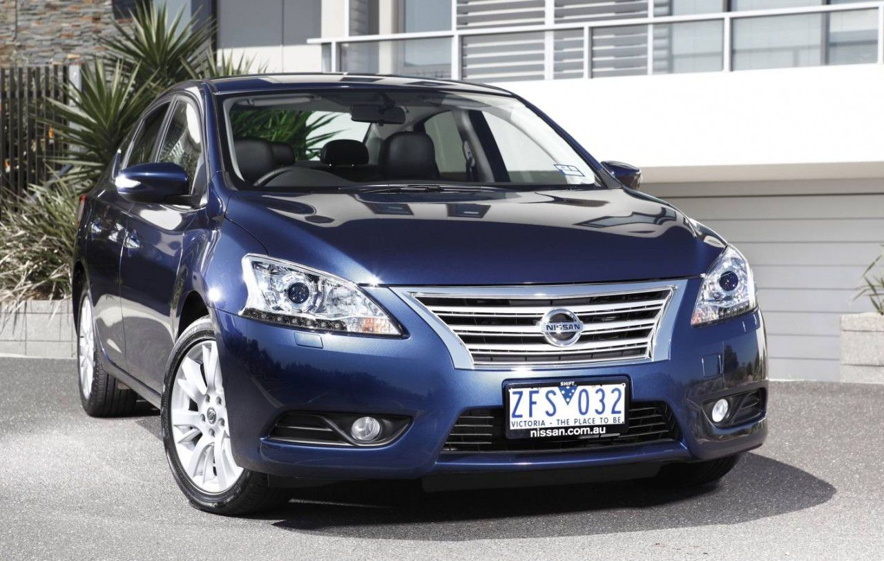 2013 nissan pulsar and pulsar sss coming to australia performancedrive. Black Bedroom Furniture Sets. Home Design Ideas