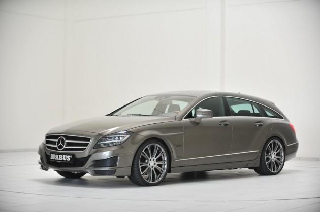 BRABUS Mercedes-Benz CLS Shooting Brake upgrades announced