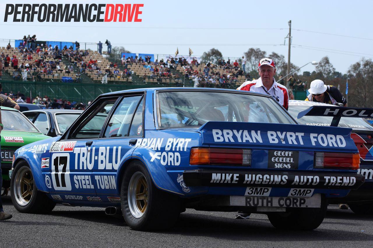 Old Race Car Photos Australia
