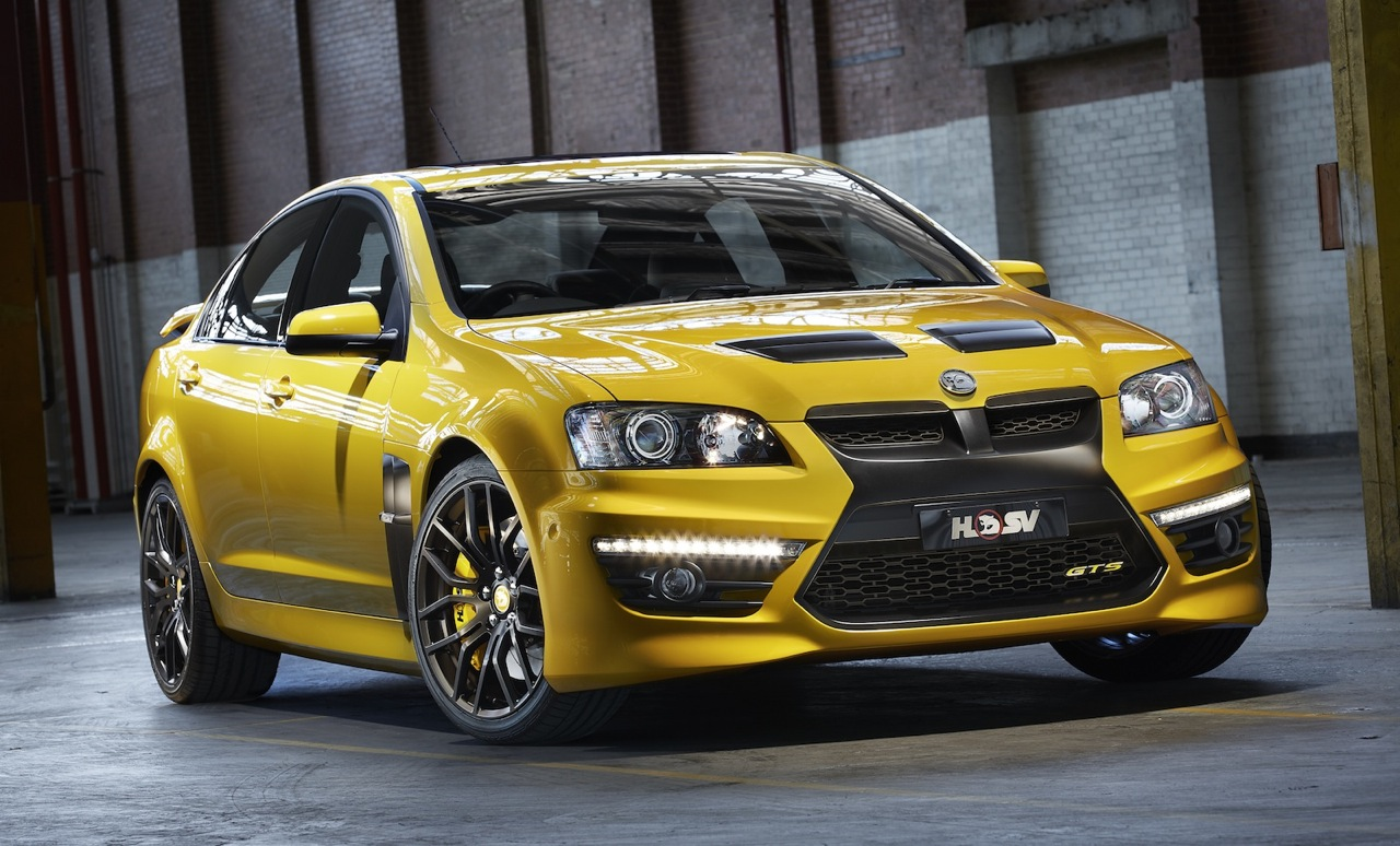 HSV: HSV GTS 25th Anniversary Edition Revealed